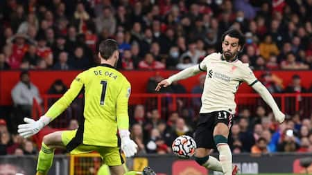 De Gea 'attacks' Man United teammates after Liverpool's humiliating defeat at Old Trafford