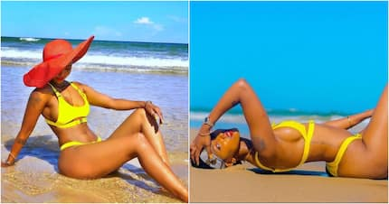 My man can cheat on me as long as he isn't broke - Huddah Monroe