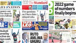 Kenyan Newspapers Review: William Ruto Blames State House For Turning Down Bishops' Call For Dialogue