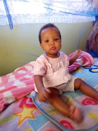 Family of missing baby offers KSh 100,000 reward to anyone with information on her