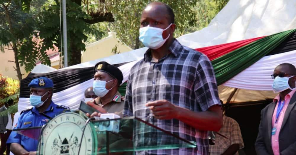 Migori: Gavana Okoth Obado apokonywa walinzi