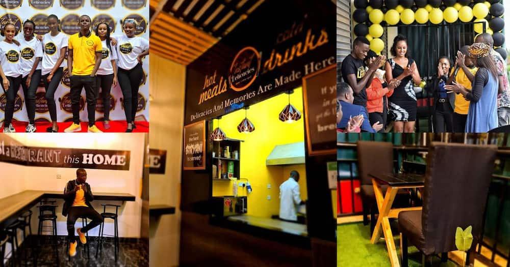 Award-Winning Online Comedian Crazy Kennar Opens Restaurant in Juja