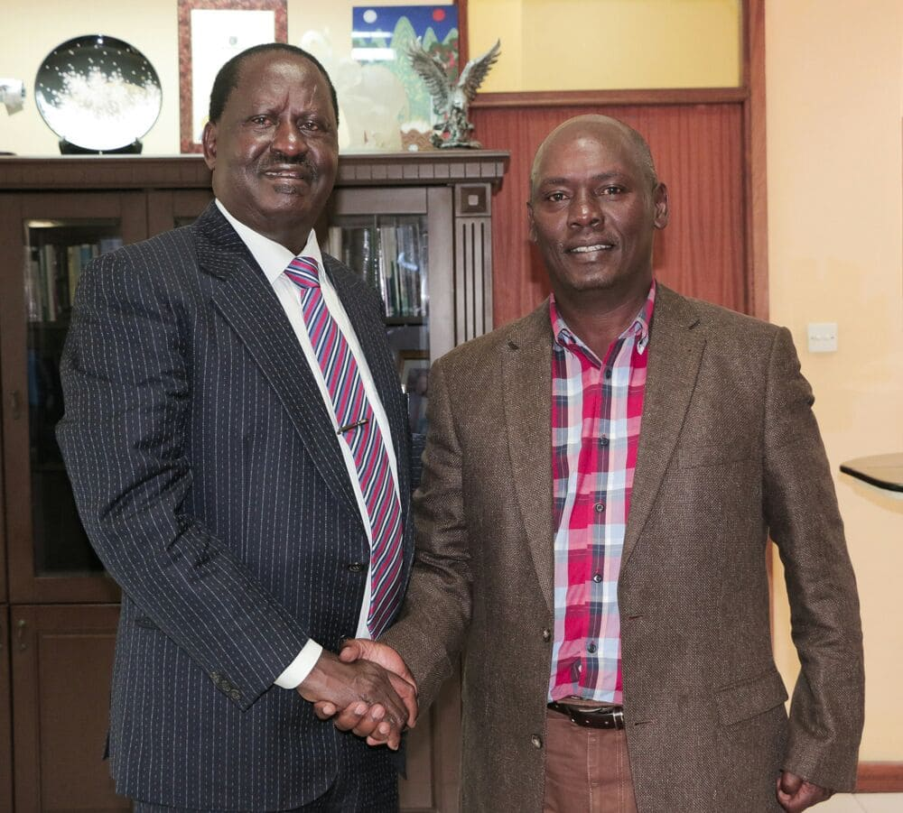 Why Kabogo's factor matters by 2022 succession matrix