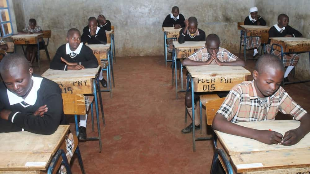 Over 1 million KCPE candidates begin exams under strict COVID-19 safety measures