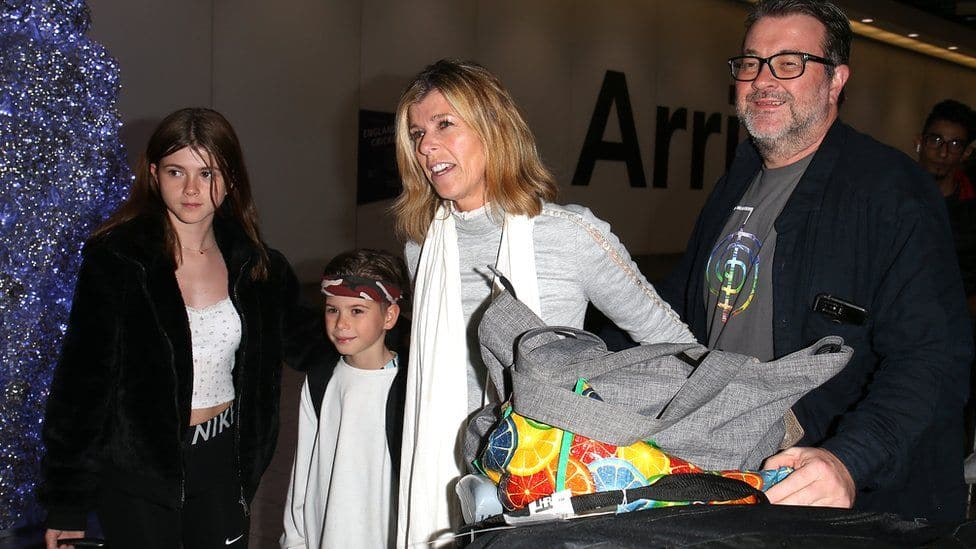 Kate Garraway May Leave Good Morning Britain TV Show to Care for Ailing Husband
