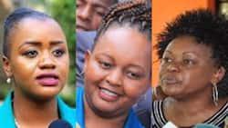 Wabunge wa kike Millie Odhiambo na Waruguru hawana kaba ya ulimi, washangaza wengi