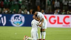 Algeria vs Nigeria: Mkwaju wa adhabu wa Riyad Mahrez wavunja Wanigeria nyoyo