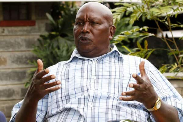 Uhuru's father bought his dog a Mercedes benz which had a personal driver - Lee Njiru
