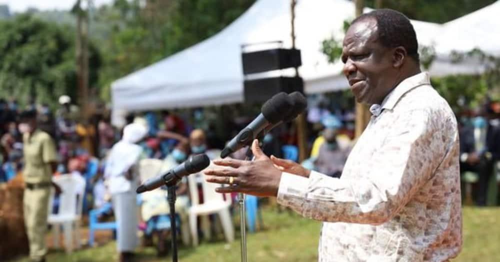Kakamega: Wycliffe Oparanya Endorses His Deputy Philip Kutima to Take Over in 2022