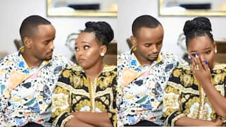 "Day Kabi WaJesus, Wife Milly Cried on Camera while Denying Paternity of Baby Abby: ""She's My Niece"""