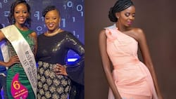 """Kanze Dena Heaps Baby Sister with Praises as She Turns Year Older: """"Our Flower"""""""