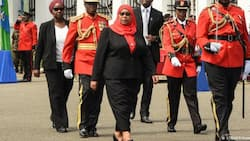 Tanzania: Samia Suluhu Says She Never Thought of Becoming President But Constitution Made Her One