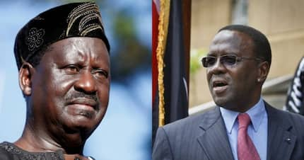 Raila Odinga blasts former CJ Willy Mutunga over his failed role in fight against corruption