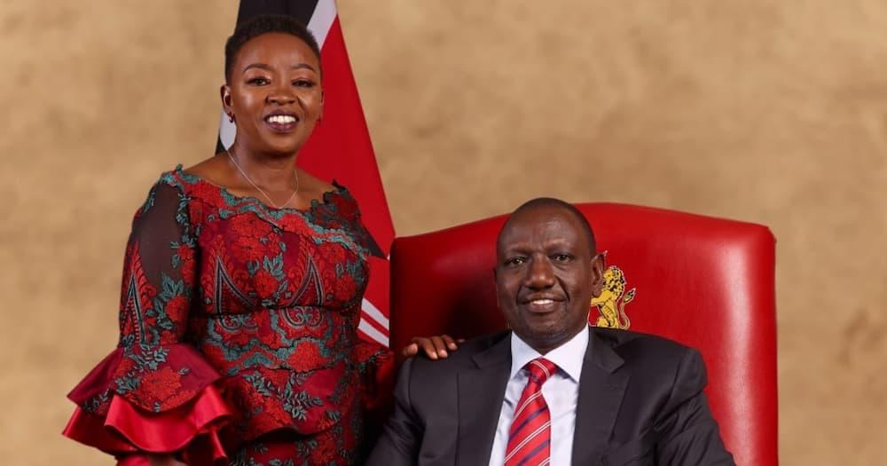 Kenyas second family. Photo: Racheal Ruto.