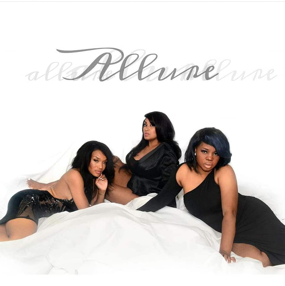 What happened to R&B group Allure?