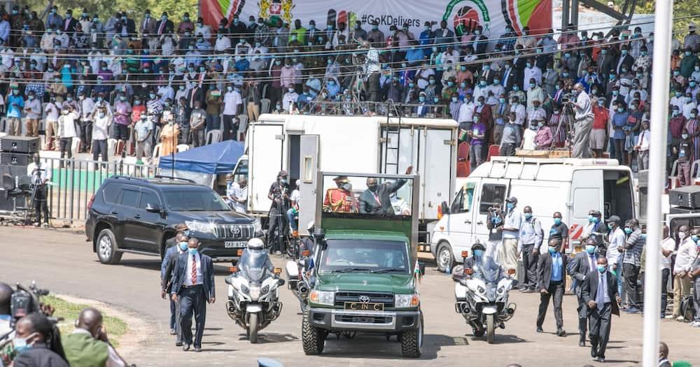 Kisumu's COVID-19 Cases Surge, Severe Symptoms Reported Week after Madaraka Day Celebrations