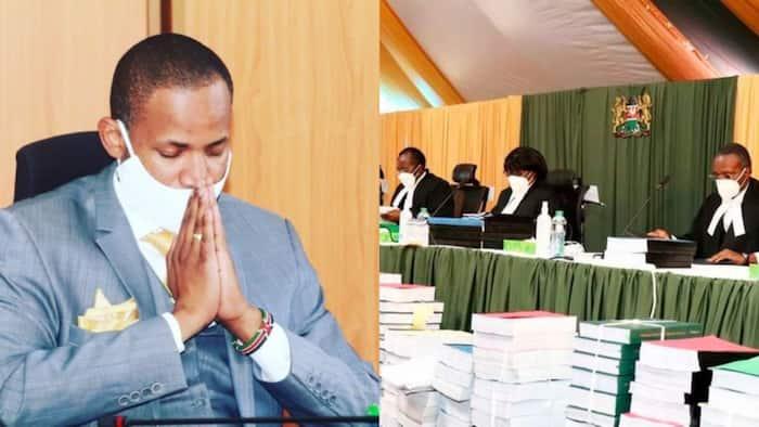Uamuzi wa BBI: Babu Owino Aingiwa na Wasiwasi na Kuanza Maombi
