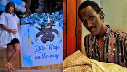 Comedienne Anne Kansiime, Hubby Welcome Bouncing Baby Boy