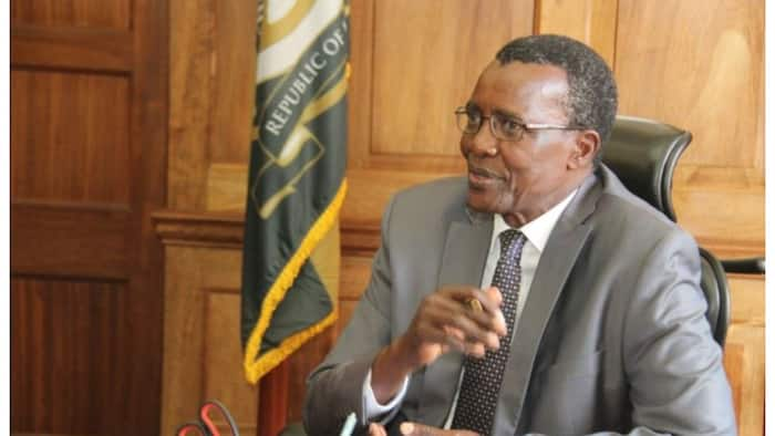 None of the Presidential Aspirants Has Solution to Issues Affecting Kenya, David Maraga