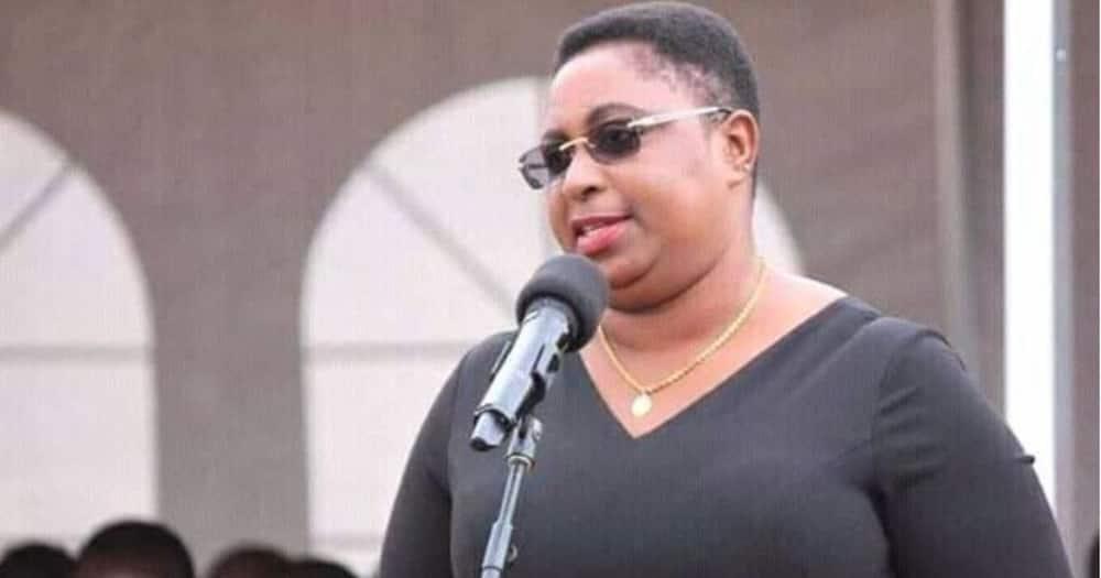 Aisha Jumwa na mlinzi wake ni wapenzi, mahakama yaambiwa