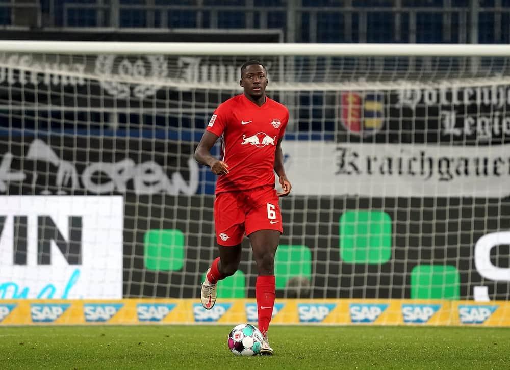 Ibrahima Konate.