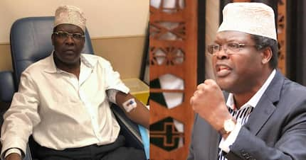 Deported self-styled NRM General Miguna Miguna says he'lI will be back