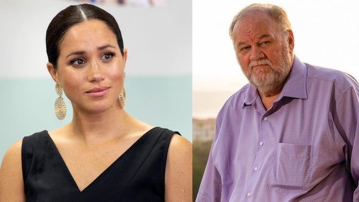 Meghan Markle Reportedly Snubs Birthday Flowers From Her Dad Thomas