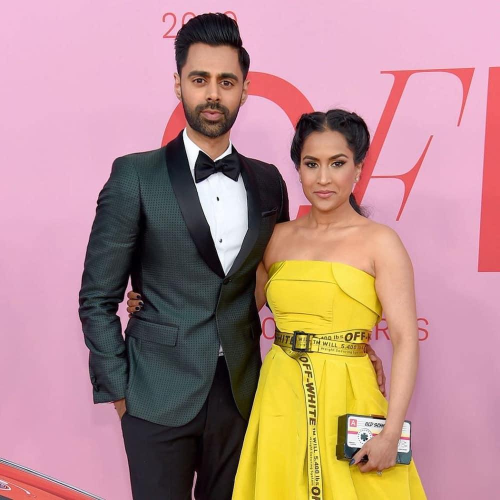 Hasan Minhaj wife, Beena Patel