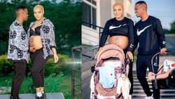 Harmonize's Ex-Lover Wolper Pregnant with New Boyfriend's Baby