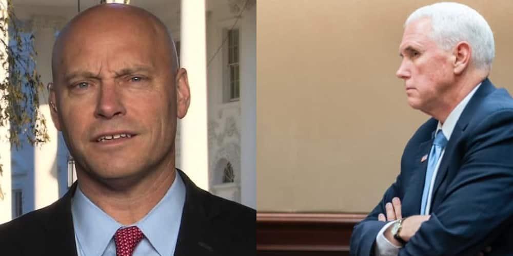 COVID -19 yazidi kupiga White House msaidizi wa Makamu Rais Mike Pence akiambukizwa