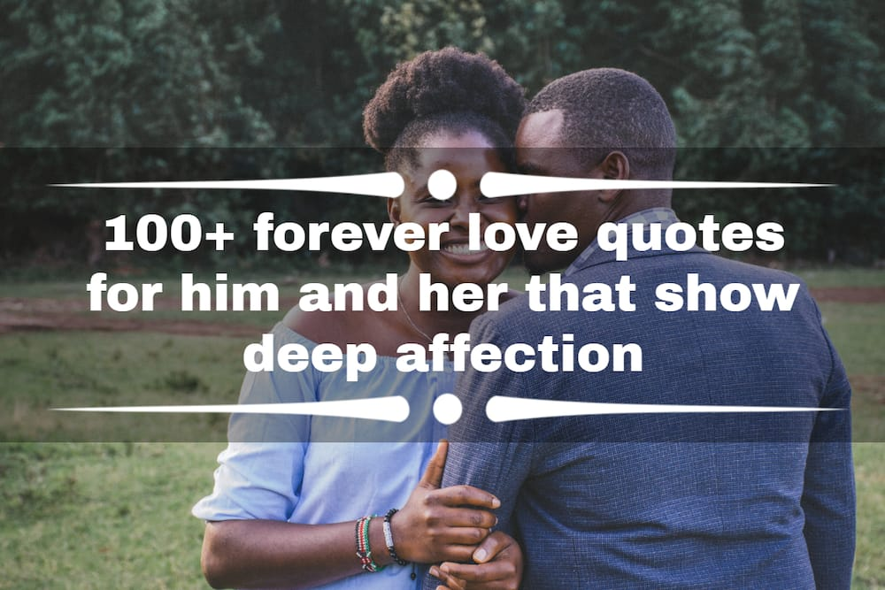 forever love quotes