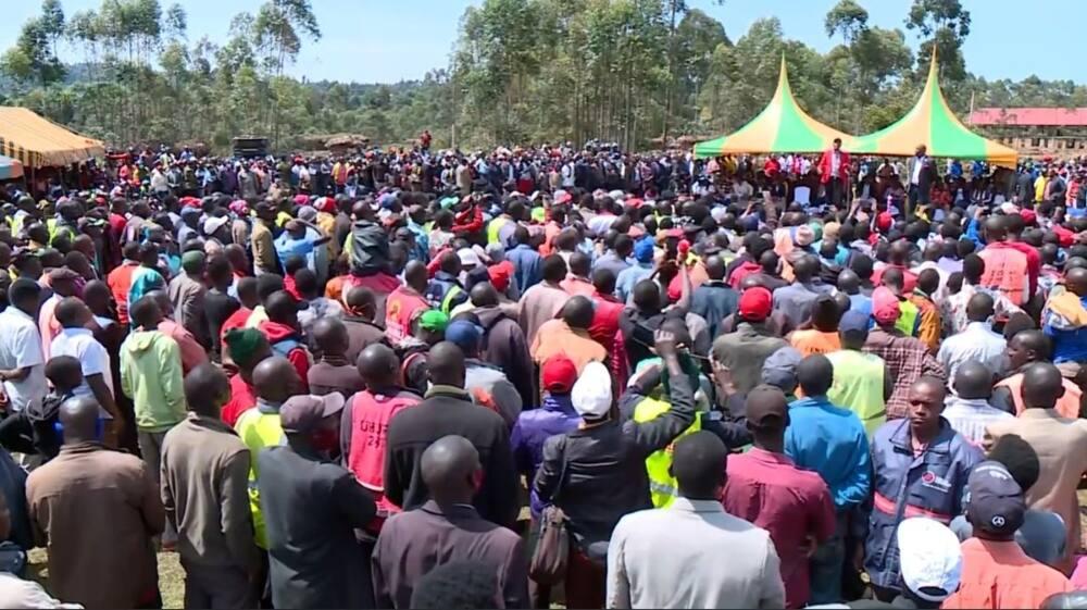 DP Ruto kuzuru Mt Kenya wikendi kusaidia makundi ya vijana