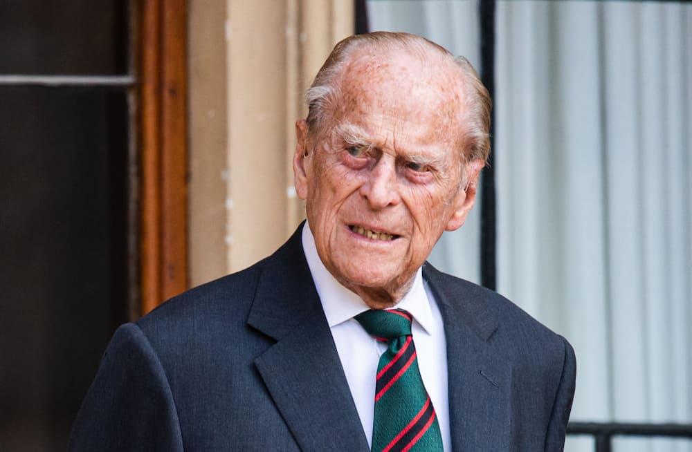 The Duke of Edinburg has been in hospital past few weeks