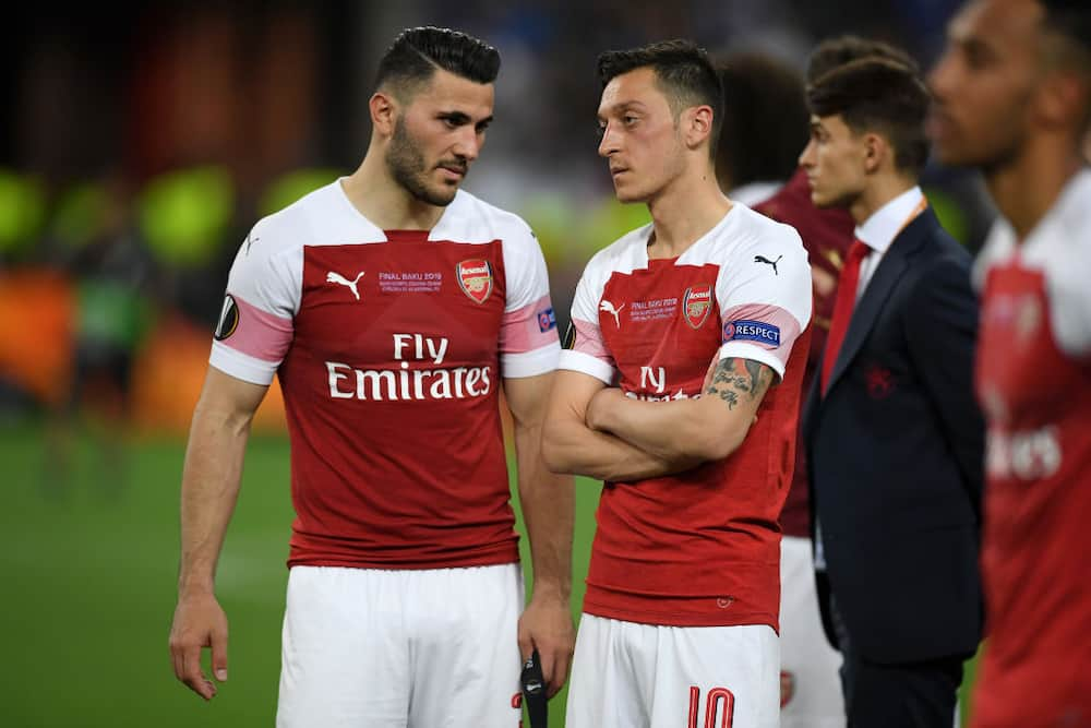 Man pleads guilty to attempted robbery of Mesut Ozil and Sead Kolasinac