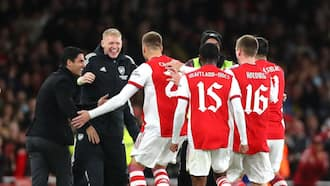 Arsenal advance to EFL Cup quarterfinals after dumping fellow Premier League club out of the tourney