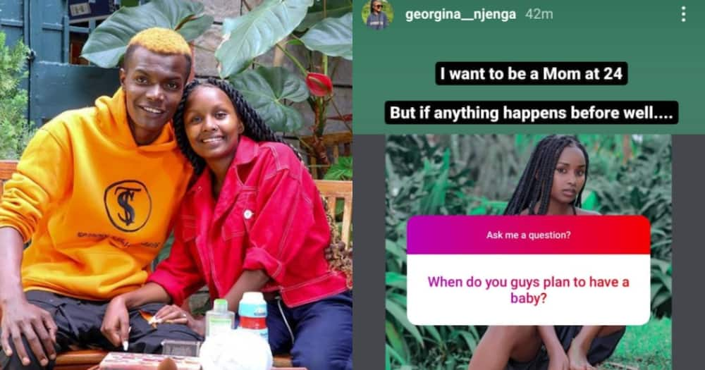 Machachari Actor Baha's Lover Expresses Intention to Be Mum Before Turning 24