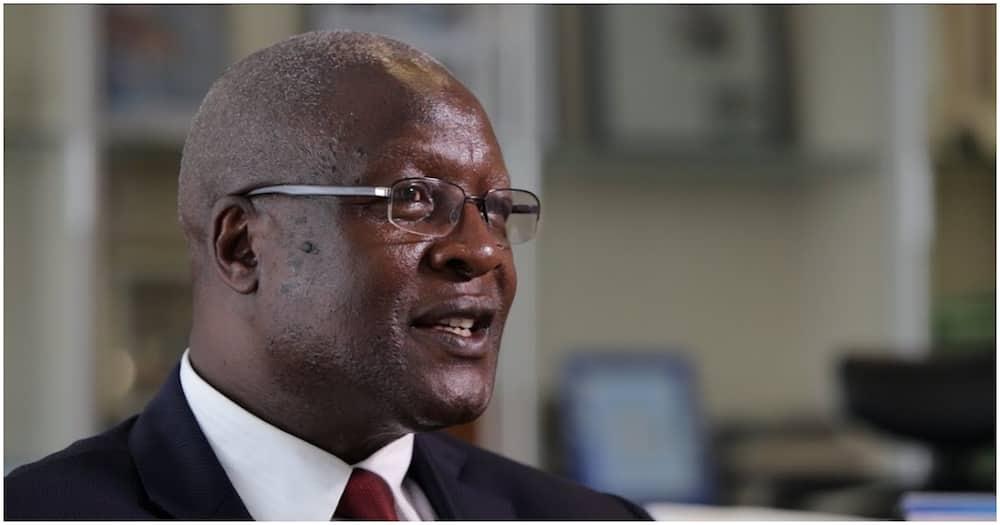 Muganda Katureebe: China's Supreme Court higher Uganda's former Chief Justice