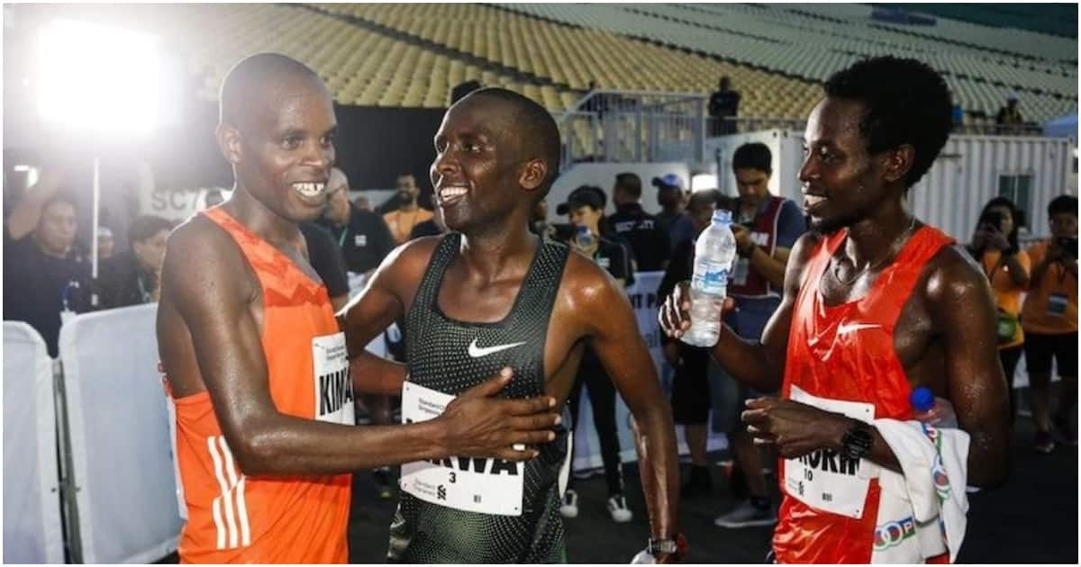 Kenyans make history again in Standard Chartered Singapore Marathon by sweeping positions 1 to 17