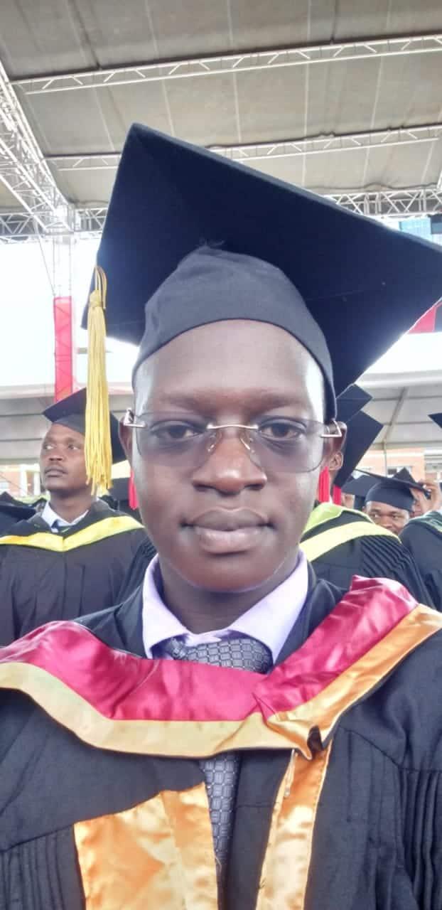 Huyu ndiye kijana aliyefuzu na shahada ya 'Masters' akiwa na umri mdogo zaidi Kenya