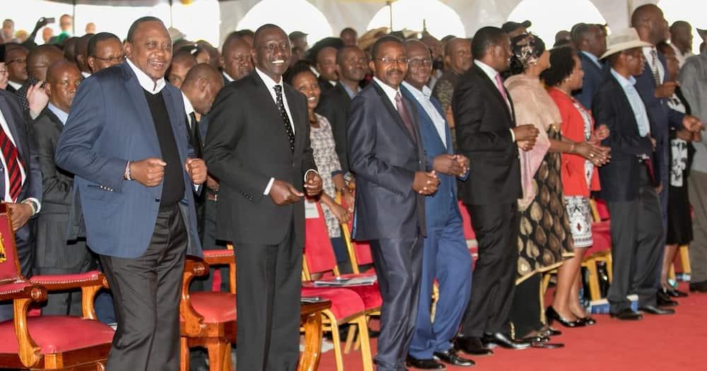 Mt Kenya: Uhuru Kenyatta is Our Only Spokesman, Not Justin Muturi, Mwangi Wa Iria Says