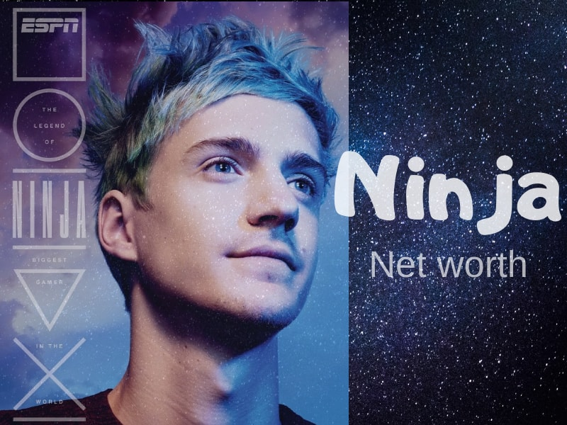 Ninja net worth
