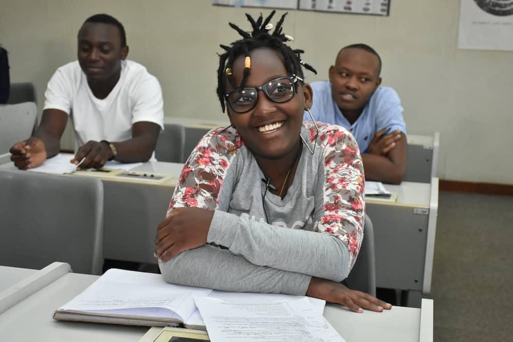 D+ courses in Utalii College