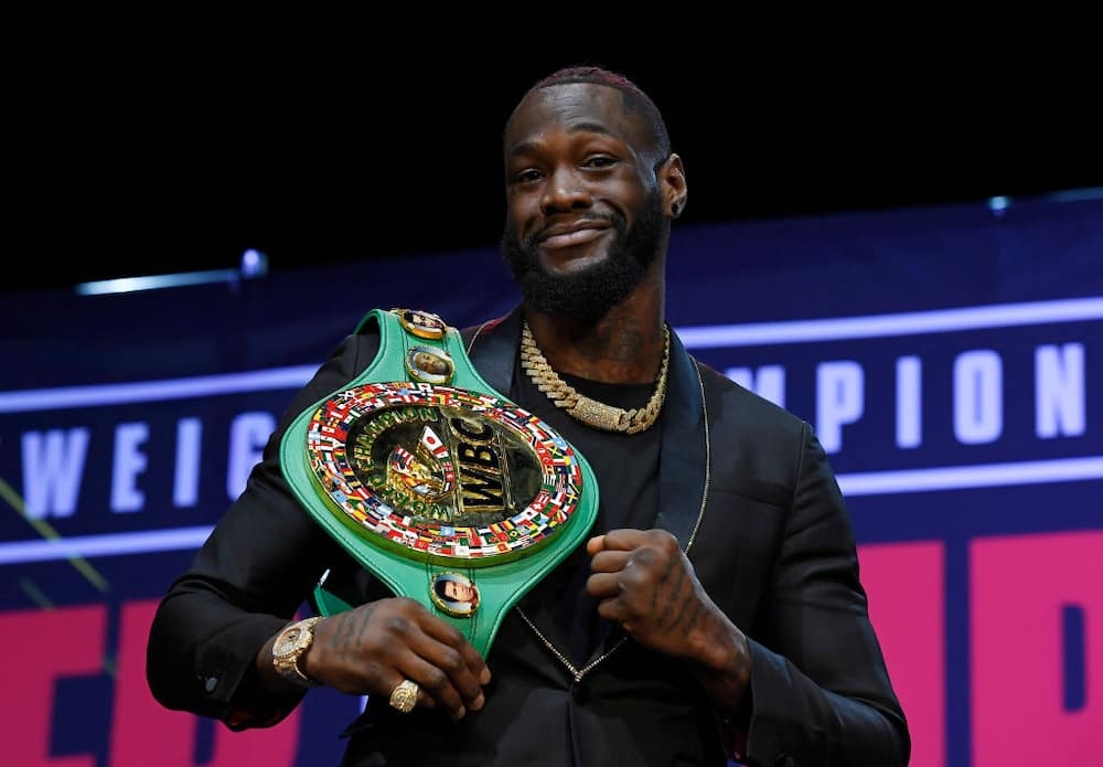 Deontay Wilder net worth 2021: How much money has he made in boxing?
