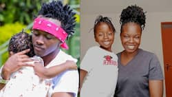 """Bahati Apologises to Yvette Obura, Daughter Mueni for Neglecting Them: """"I Wasn't Proud of My Blood"""""""