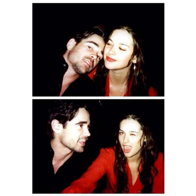 Colin Farrell wife and family