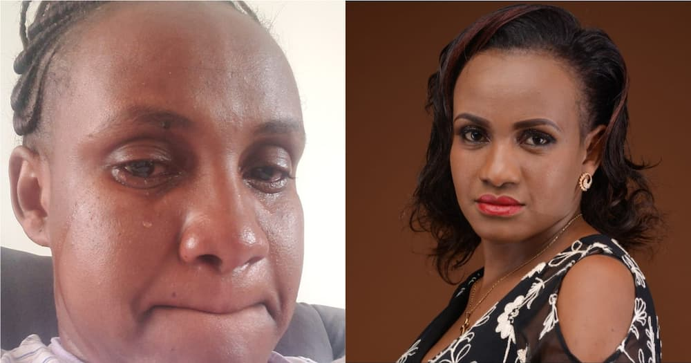 Wanja Mwaura is a philanthropist who is always reaching out to help those in need.