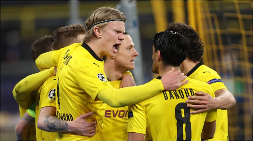 Magical Erling Haaland beats Del Piero, Kane, Inzaghi to set new Champions League record