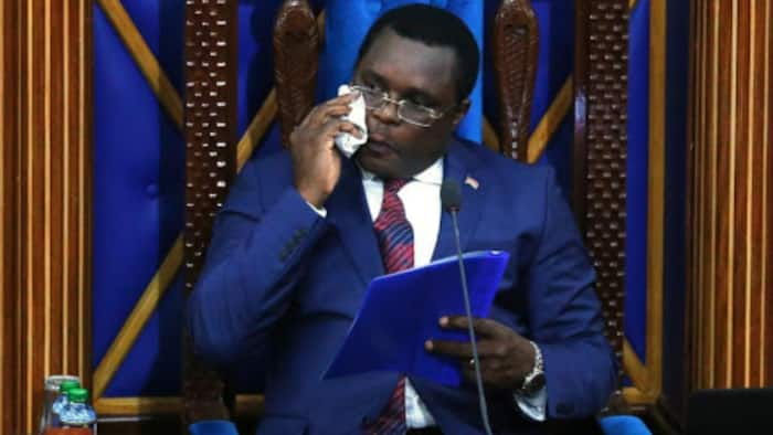 Woman Seeks KSh 25 Million Support for Unborn Baby with Speaker Kenneth Lusaka