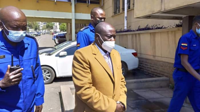 Rigathi Gachagua: Mathira MP Released on KSh 12m Cash Bail after Denying Money Laundering Charges