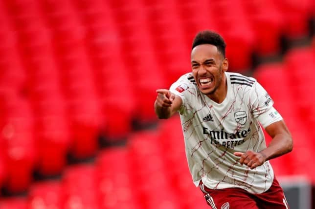 Delight as Pierre Emerick Aubameyang finally signs new contract at Arsenal